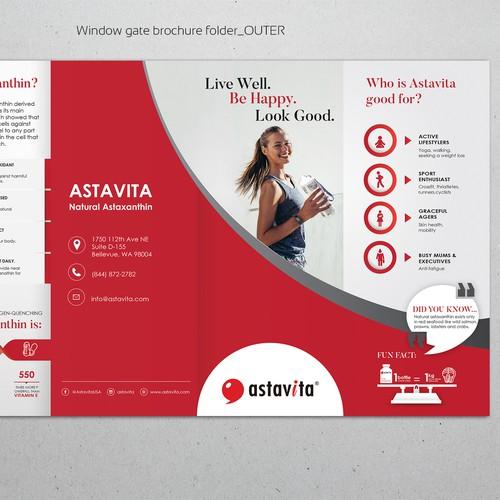 Brochure contest entry