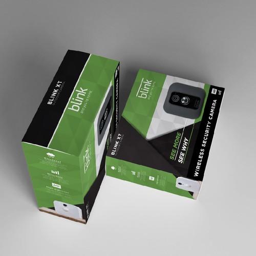 Alarn Box Design