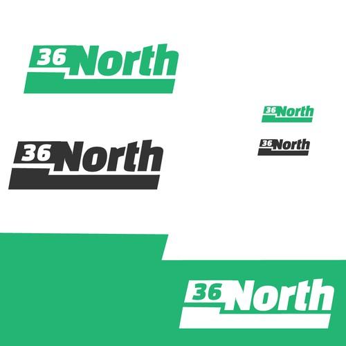 Modern Logo for 36 Nirth