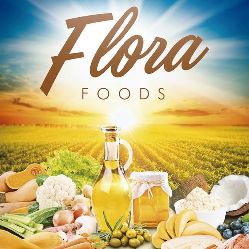Poster Flora Foods
