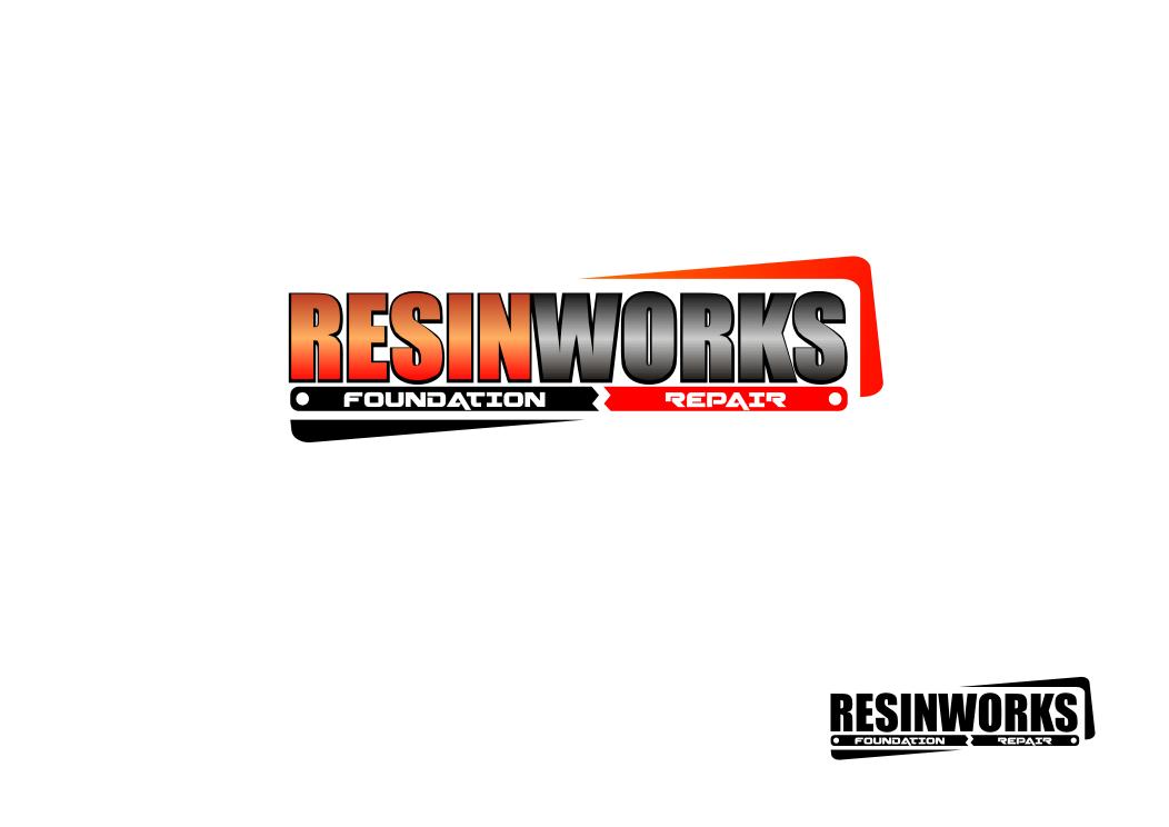 Resinworks Foundation Repair needs a new logo