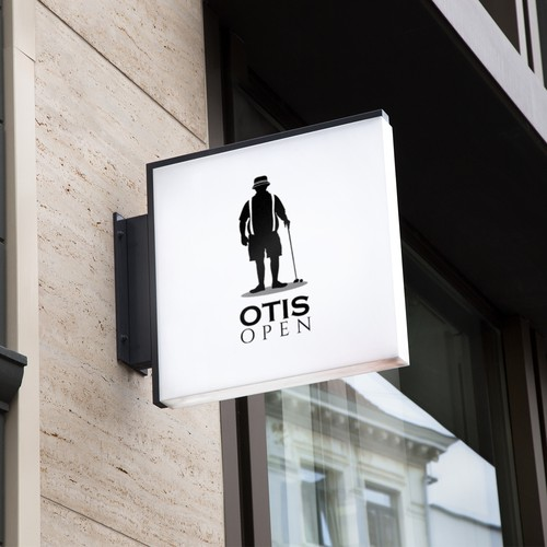 The Otis Open, A logo to last a lifetime for a dude full of life