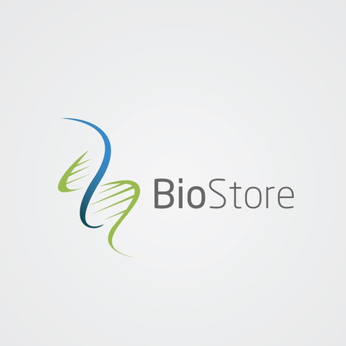 Logo for the BioStore: app store for bioinformatic applications