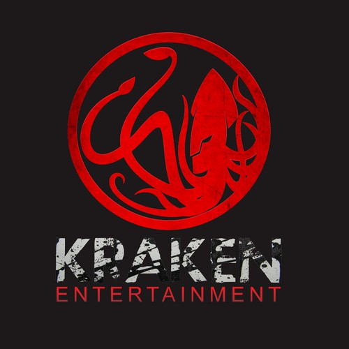 Help Kraken-Entertainment with a new logo