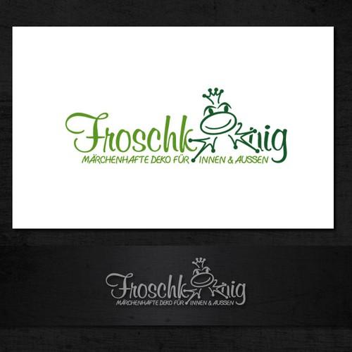 logo für Froschkönig