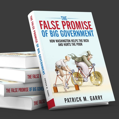 Book cover for false promise