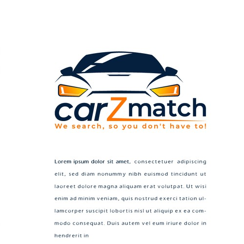 A modern car sales app