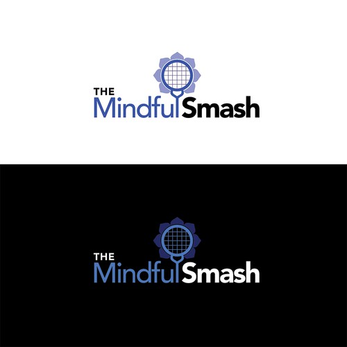 Logo design - The Mindful Smash