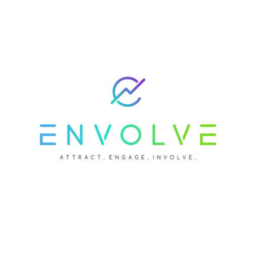 Logo design for Envolve