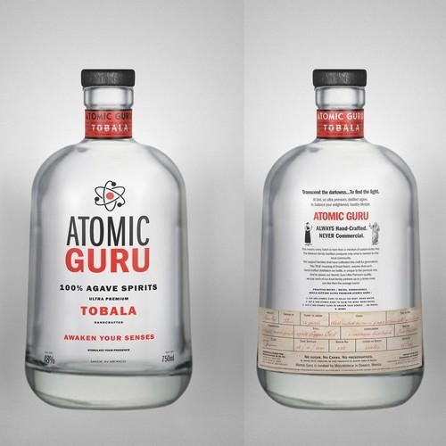 Atomic Guru Mezcal