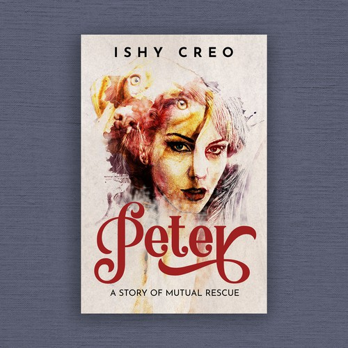 Petey of The Book Cover Art