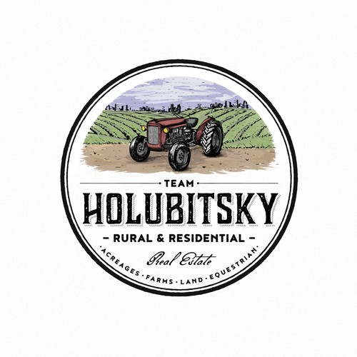 Team Holubitsky Rural & Residental Real Estate