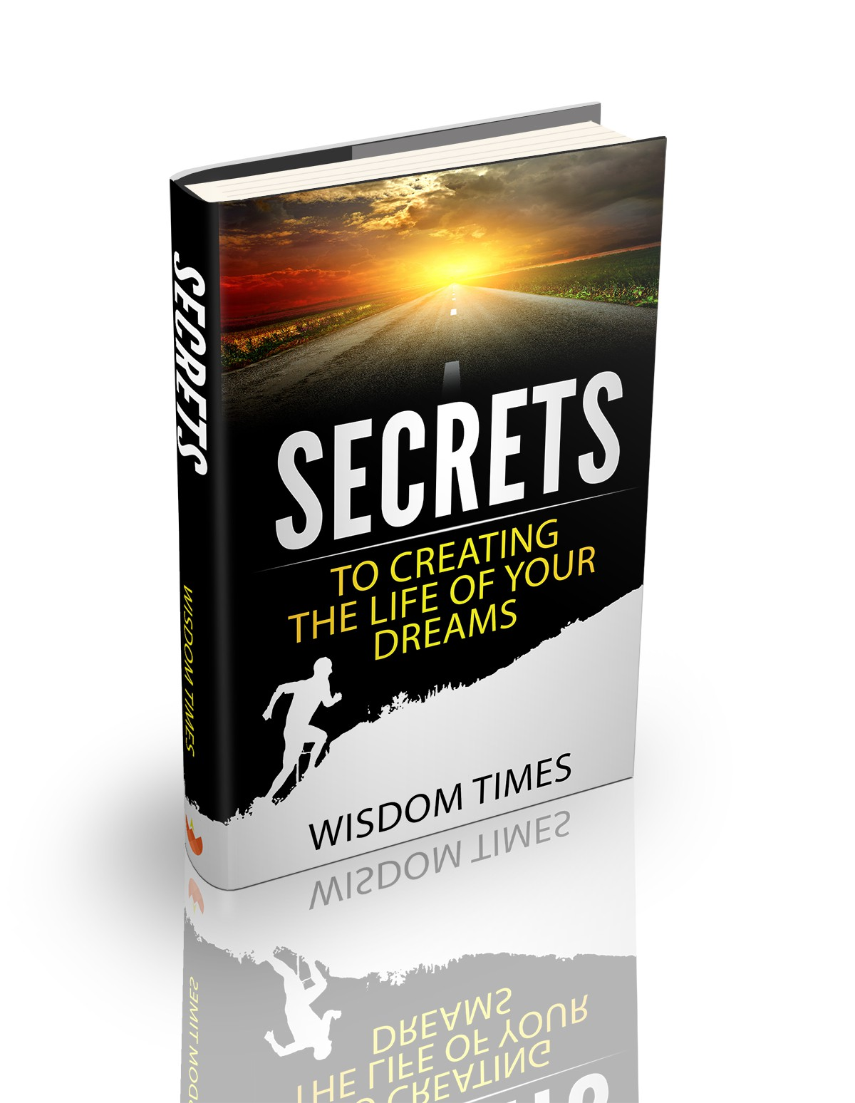 Ebook Cover Design for Personal Growth ebook