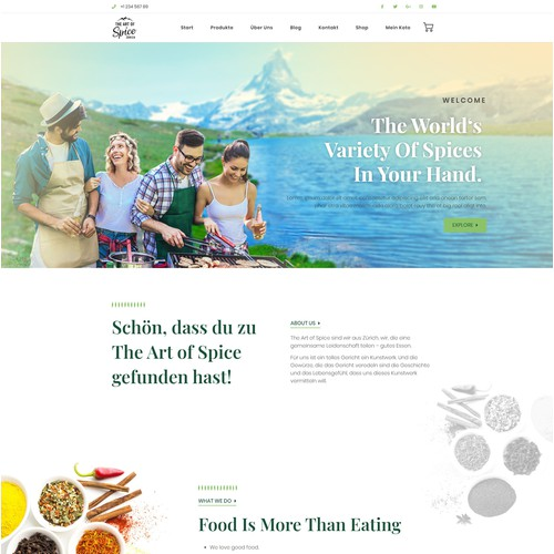 Spice Up Wordpress Design