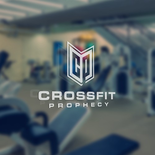 Initial Logo for Crossfit Prophecy