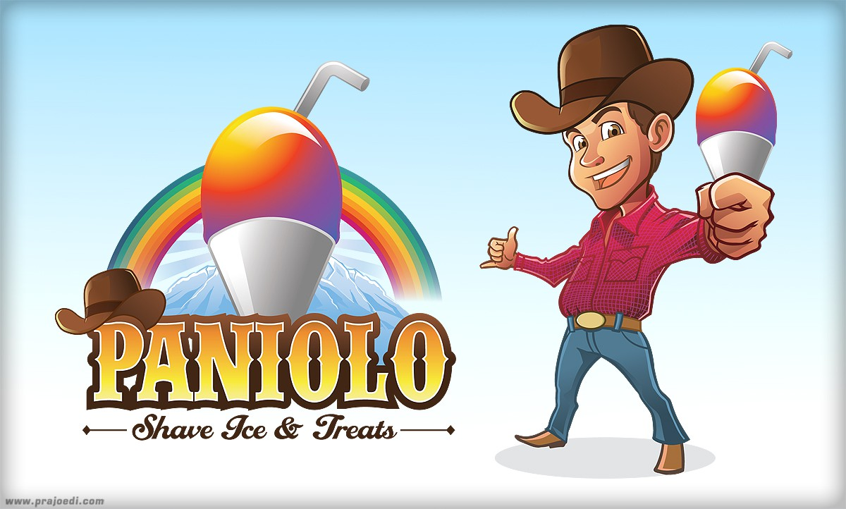 Paniolo Shave Ice & Treats needs a new logo