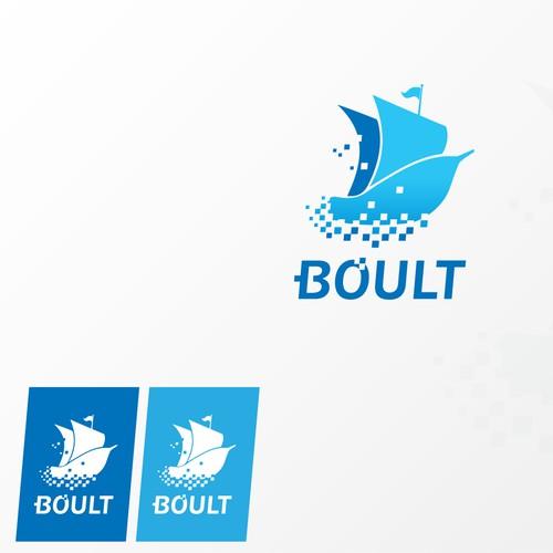 Logo concept for a Games Company