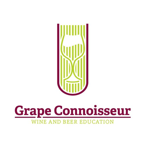 Create a corporate identity for a wine consultation and education business