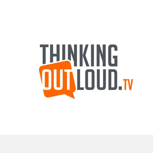 "Develop a 'channel ident' for video blog ""ThinkingOutLoud.tv"""