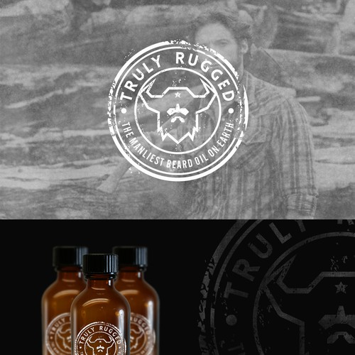 Truly Rugged - The Manliest Beard Oil On Earth