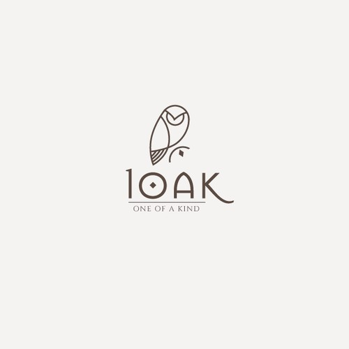 1OAK Luxury Grower Logo