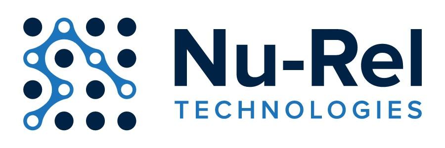 Create a logo for Nu-Rel, a predictive analytics company