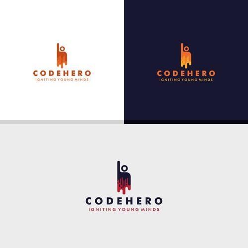 Code Hero Logo