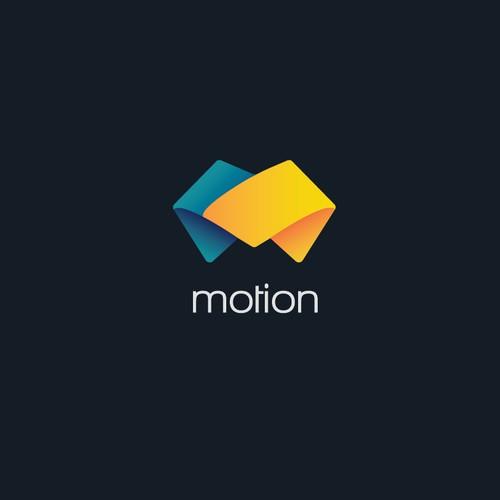 Create a fresh contemporary logo for video & motion graphics company