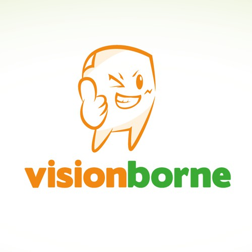 Help Visionborne with a new logo
