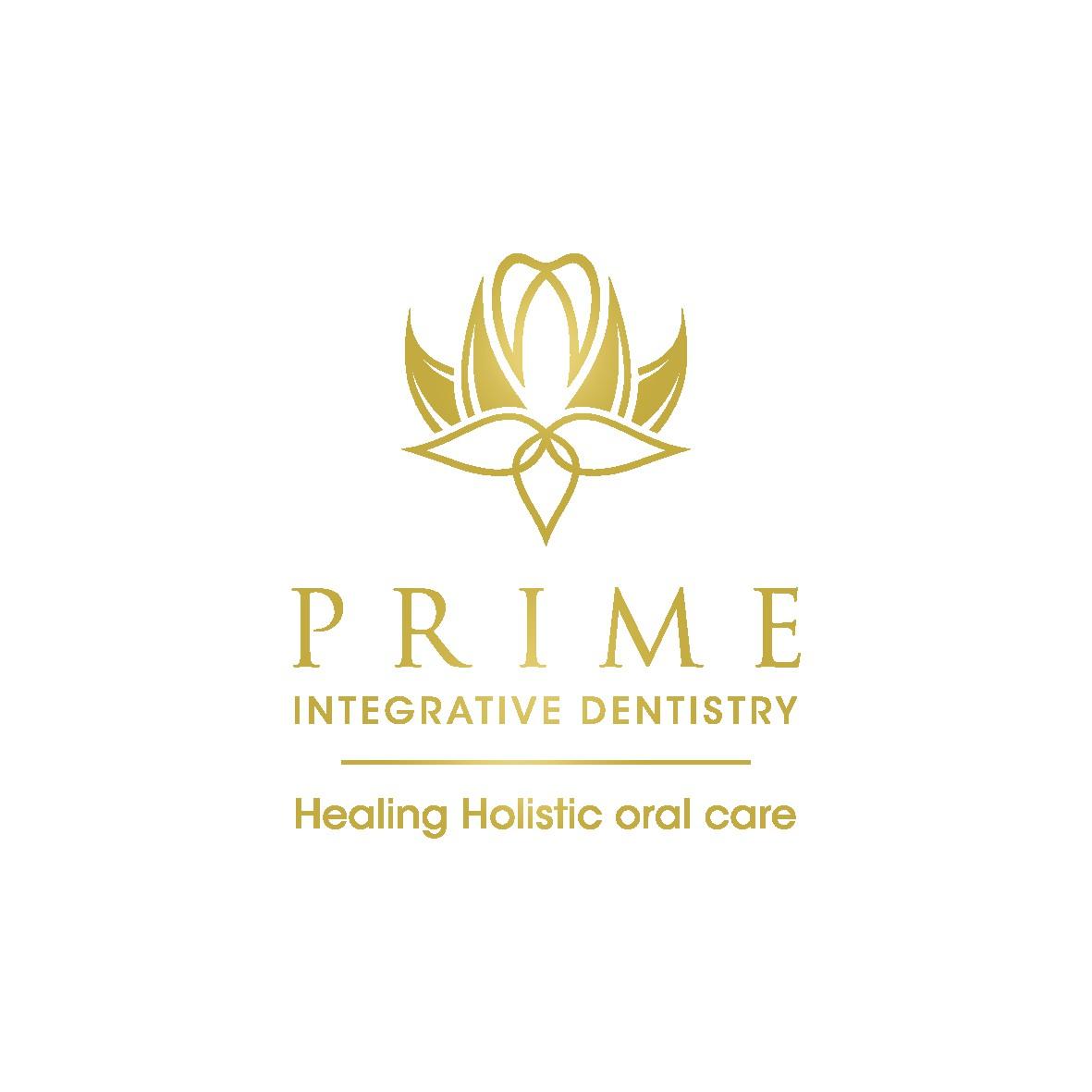 Logo for holistic dental practice