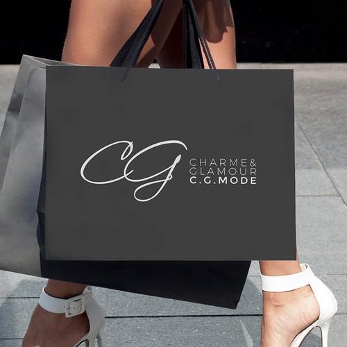 Logo-Design: C. G. Mode