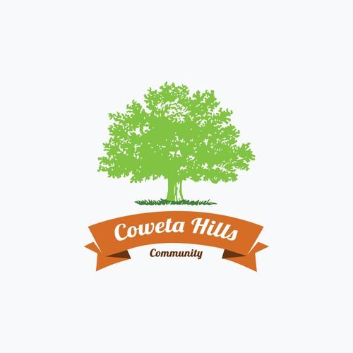 Coweta Hills Community Logo