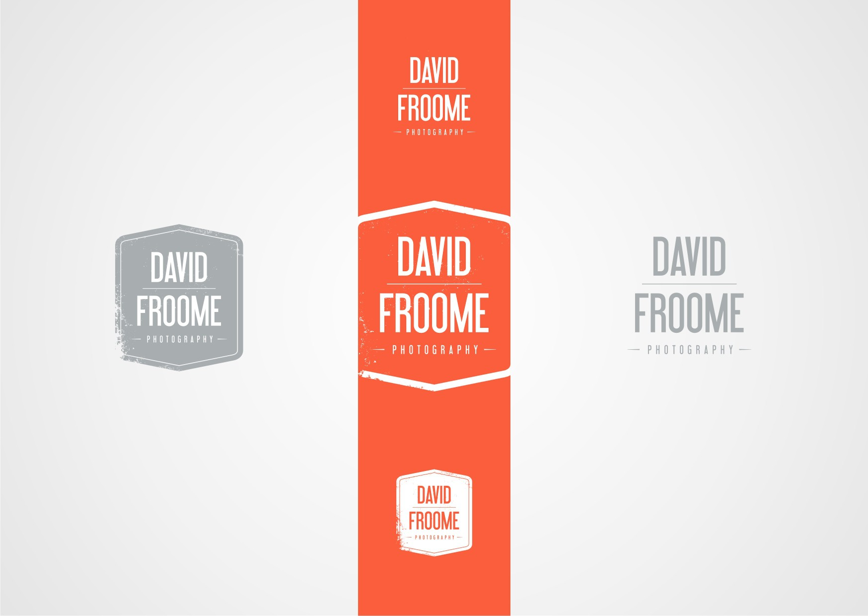 logo for David Froome Photography