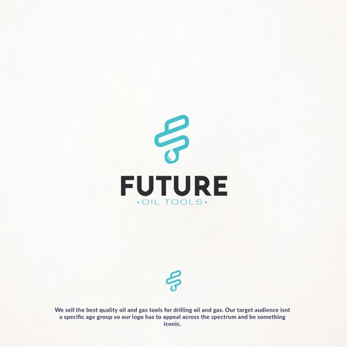 Logo Design for Future Oil Tools