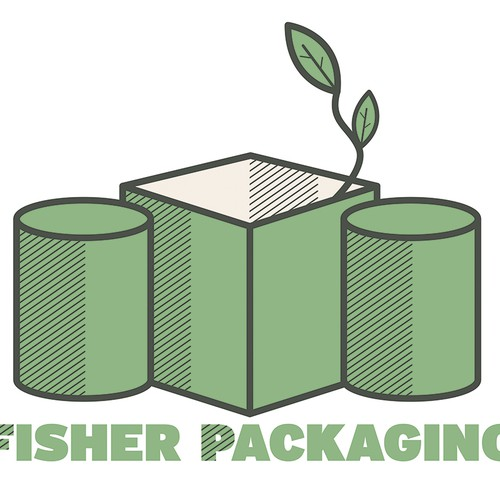 Create a logo design for a sustainability consultant who focuses on packaging design.