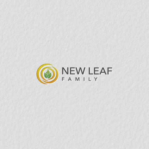 New Leaf Family Logo