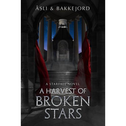 Book cover for Harvest of Broken Stars