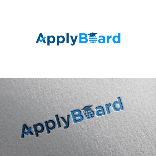 simple logo for applyboard