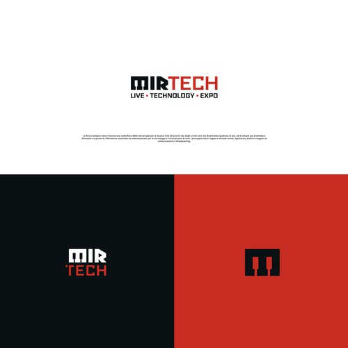Logo for MirTech