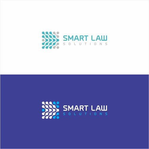 Smart Law Solutions Icon design