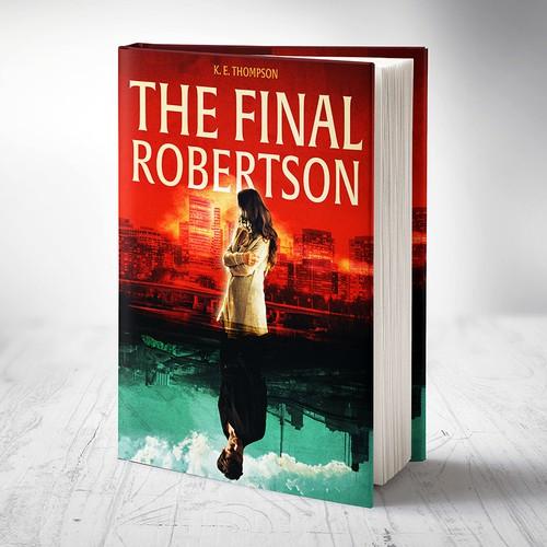 The Final Robertson Book Cover Design