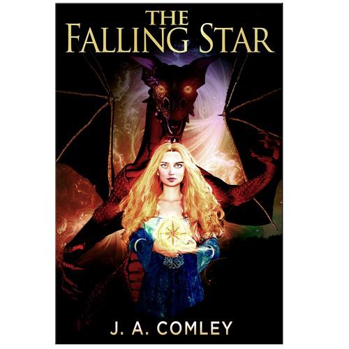 Falling Star cover design