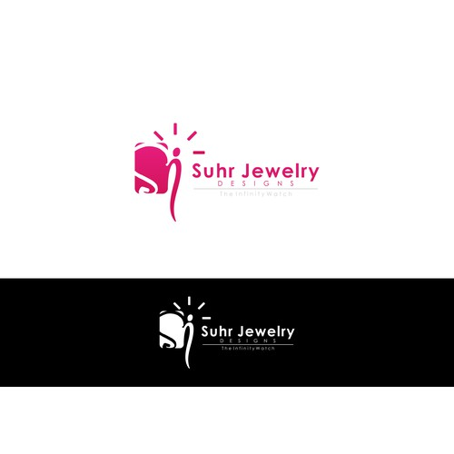TIME flies when you are having fun!  Come create a fun logo for The Infinity Watch by Suhr Jewelry Designs