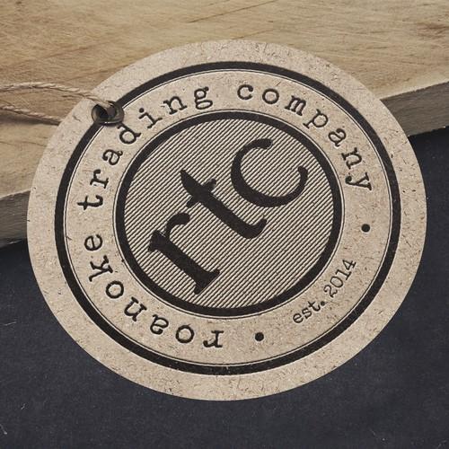 Bold Logo concept for boutique