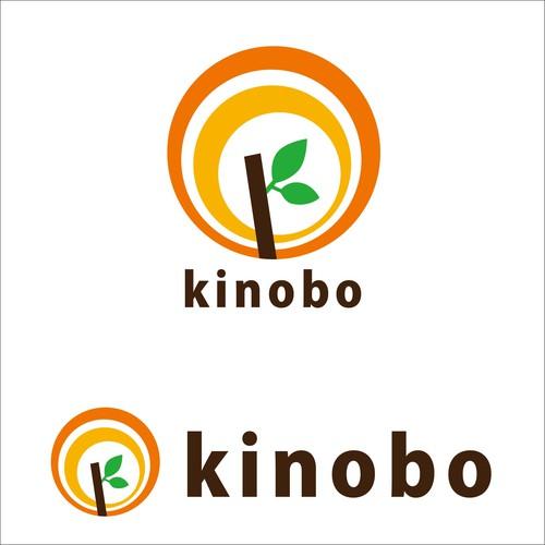 Kinobo社ロゴデザイン(テーマは冒険)