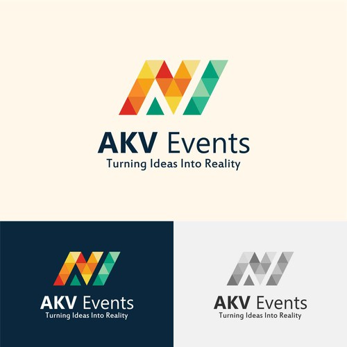 Logo Concept for AKV Events