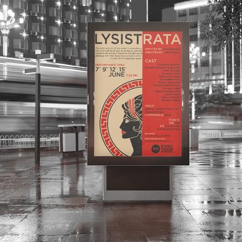 Theatre's Poster