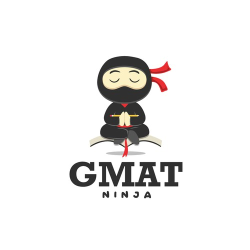 Logo for GMAT ninja
