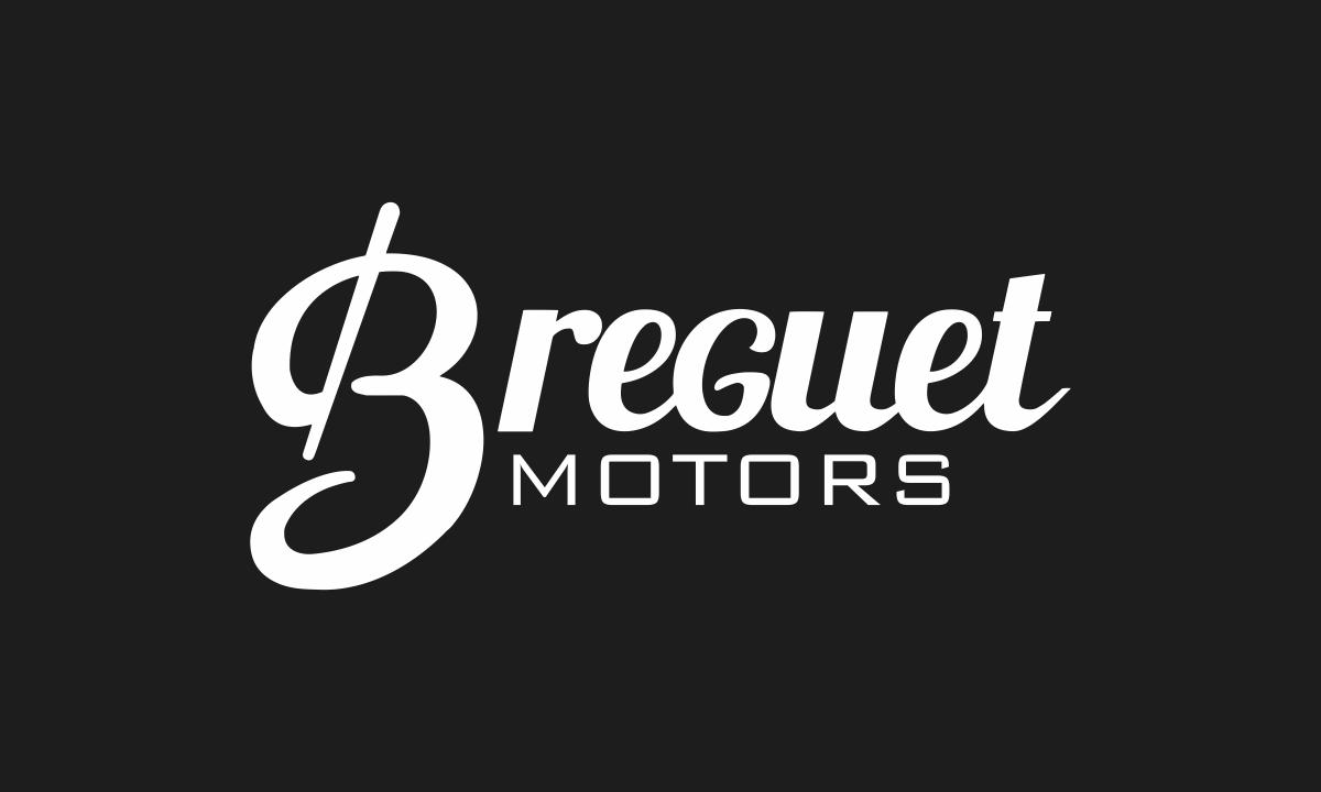 Breguet Motors Business card