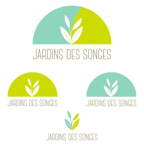 Clean Logo for Gardening Business